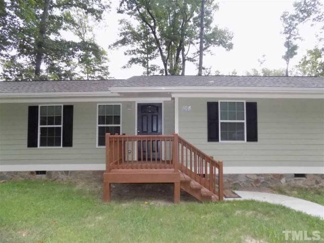 104 Holly Circle, Louisburg, NC 27549 (#2205328) :: Better Homes & Gardens | Go Realty