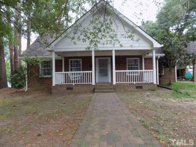 110 Person Street, Louisburg, NC 27549 (#2205333) :: Better Homes & Gardens | Go Realty