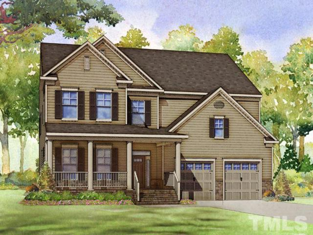 109 Tisbury Drive, Holly Springs, NC 27540 (#2205334) :: Better Homes & Gardens | Go Realty