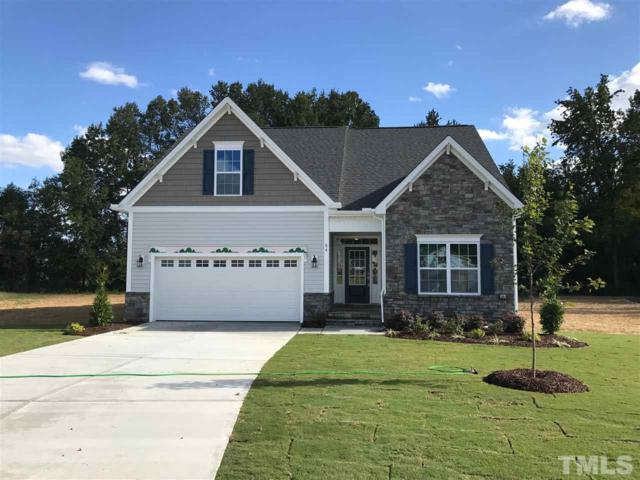 83 Vanderlin Court, Fuquay Varina, NC 27526 (#2205395) :: The Abshure Realty Group