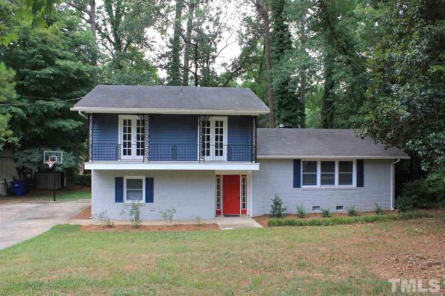 609 Northbrook Drive, Raleigh, NC 27609 (#2205409) :: Raleigh Cary Realty
