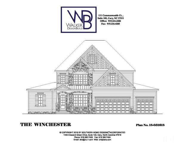4040 Wilton Woods Place, Cary, NC 27519 (#2205426) :: The Jim Allen Group