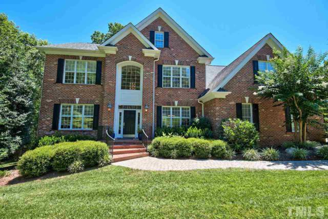 202 Lake Manor Road, Chapel Hill, NC 27516 (#2205437) :: Rachel Kendall Team