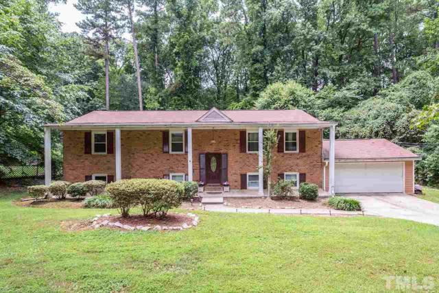 4025 Balsam Drive, Raleigh, NC 27612 (#2205442) :: Marti Hampton Team - Re/Max One Realty