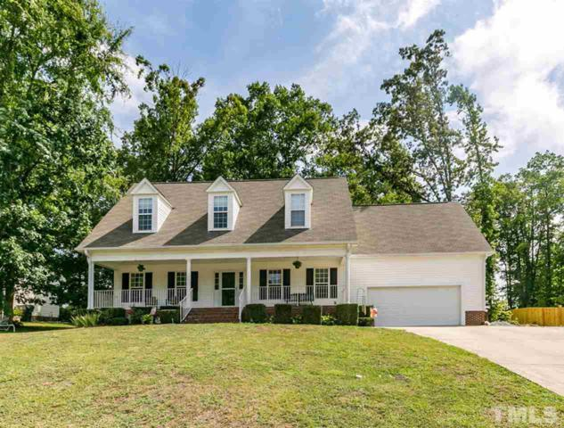 115 Carrington Avenue, Franklinton, NC 27525 (#2205502) :: The Jim Allen Group