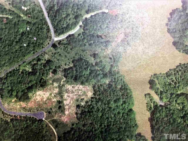 Lot 36 Lake Shore Drive, Yanceyville, NC 27379 (#2205560) :: Better Homes & Gardens | Go Realty