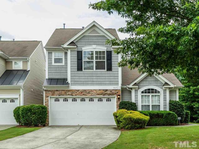 507 Courthouse Drive, Morrisville, NC 27560 (#2205628) :: The Abshure Realty Group