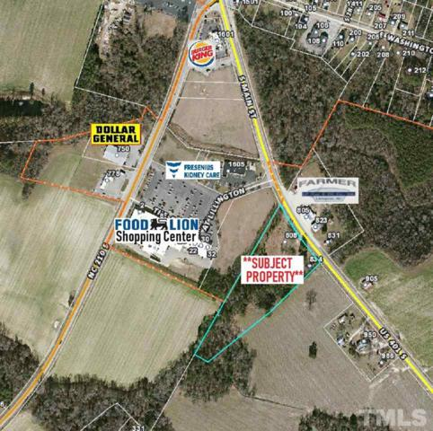 808 S Us 401 Highway, Lillington, NC 27546 (#2205640) :: Better Homes & Gardens | Go Realty