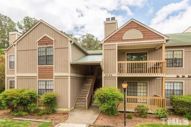3702 Chimney Ridge Place #206, Durham, NC 27713 (#2205672) :: Raleigh Cary Realty