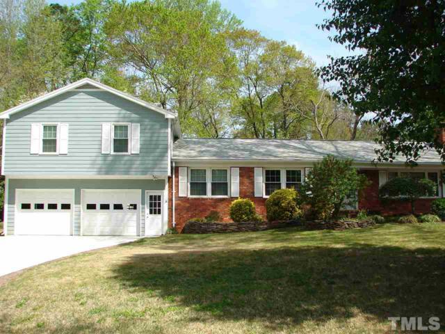 409 Vernon Terrace, Raleigh, NC 27609 (#2205695) :: Rachel Kendall Team