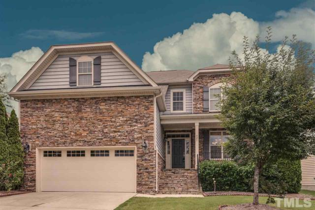 521 Mesquite Ridge Place, Cary, NC 27519 (#2205731) :: Raleigh Cary Realty
