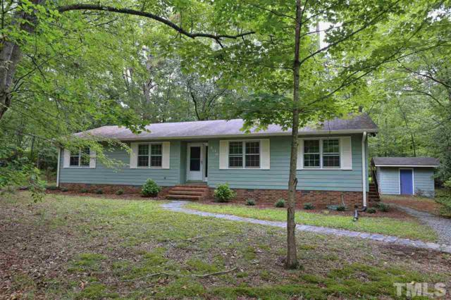 406 James Street, Carrboro, NC 27510 (#2205752) :: Raleigh Cary Realty
