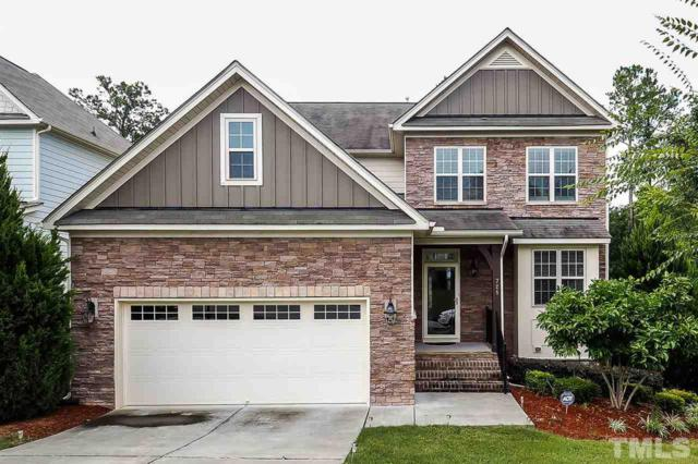 725 Sweet Laurel Lane, Apex, NC 27523 (#2205780) :: Rachel Kendall Team
