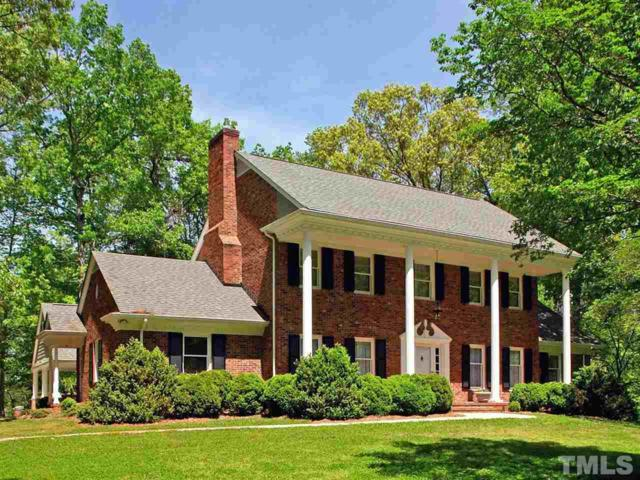 136 Pine Cone Drive, Oxford, NC 27565 (#2205810) :: The Perry Group