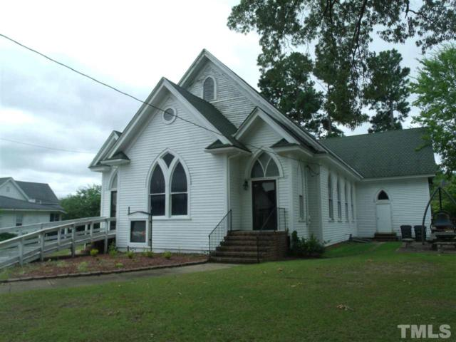 402 E Hill, Benson, NC 27504 (#2205817) :: Better Homes & Gardens | Go Realty
