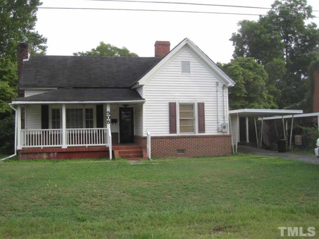 305 W K Street, Erwin, NC 28339 (#2205872) :: Better Homes & Gardens | Go Realty