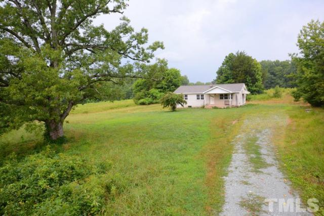 300 Medford Oakley Road, Rougemont, NC 27572 (#2205896) :: RE/MAX Real Estate Service