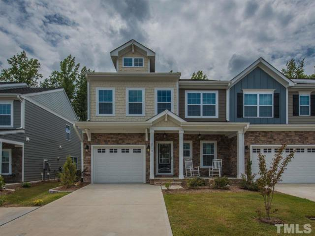 2713 Masonboro Ferry Drive, Apex, NC 27502 (#2205907) :: The Abshure Realty Group