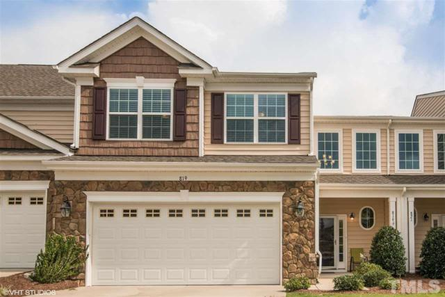 819 Silverton Court, Cary, NC 27519 (#2205956) :: Raleigh Cary Realty