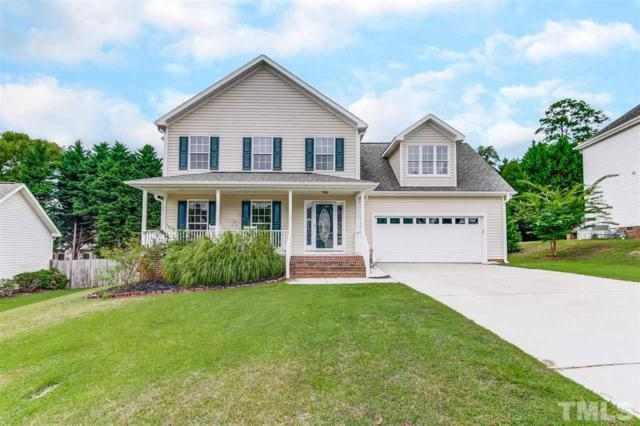 320 Angel Star Lane, Wake Forest, NC 27587 (#2206043) :: Raleigh Cary Realty