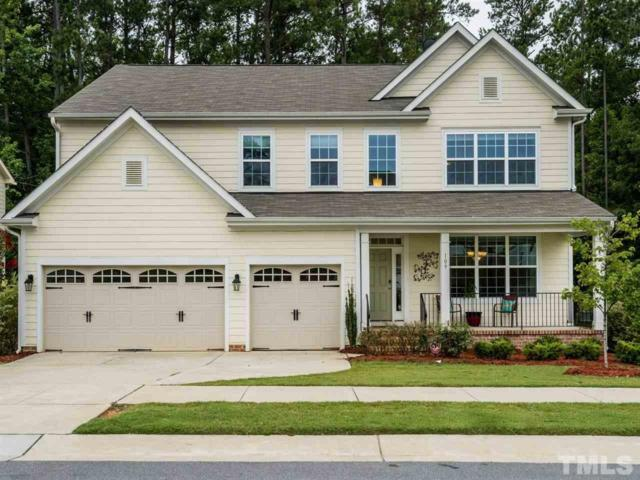 109 Horncliffe Way, Holly Springs, NC 27540 (#2206050) :: The Abshure Realty Group
