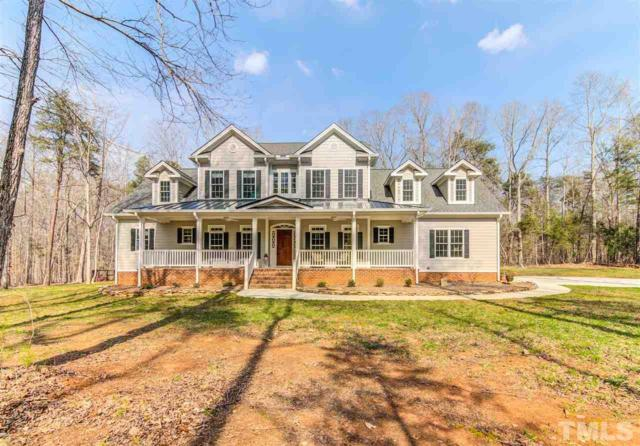 5300 Valley Wood Road, Hillsborough, NC 27278 (#2206071) :: Raleigh Cary Realty