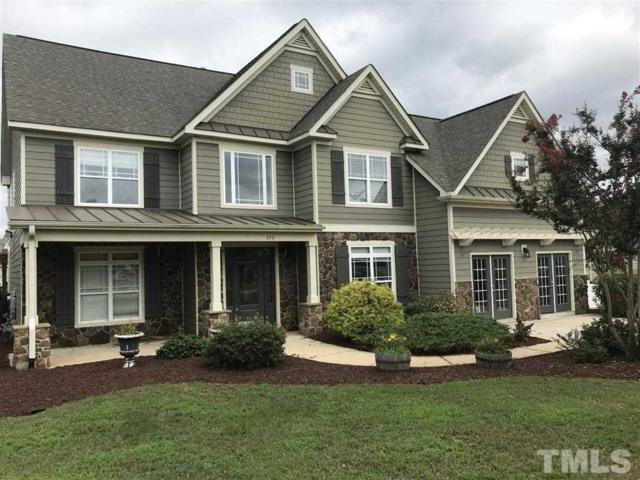 373 Adams Point Drive, Garner, NC 27529 (#2206074) :: The Abshure Realty Group