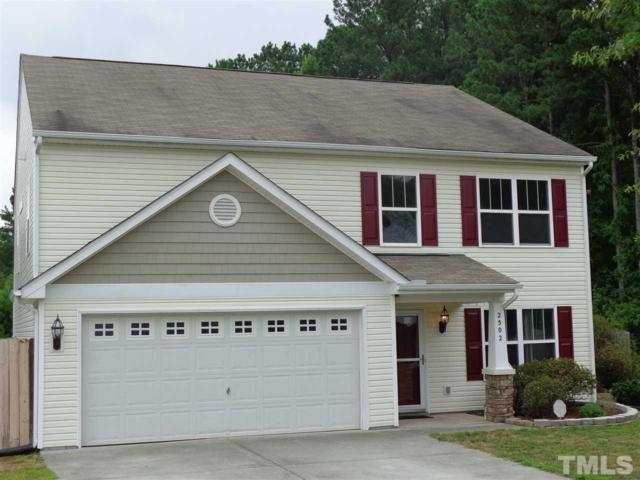 2502 Tulip Poplar Circle, Durham, NC 27704 (#2206092) :: The Abshure Realty Group