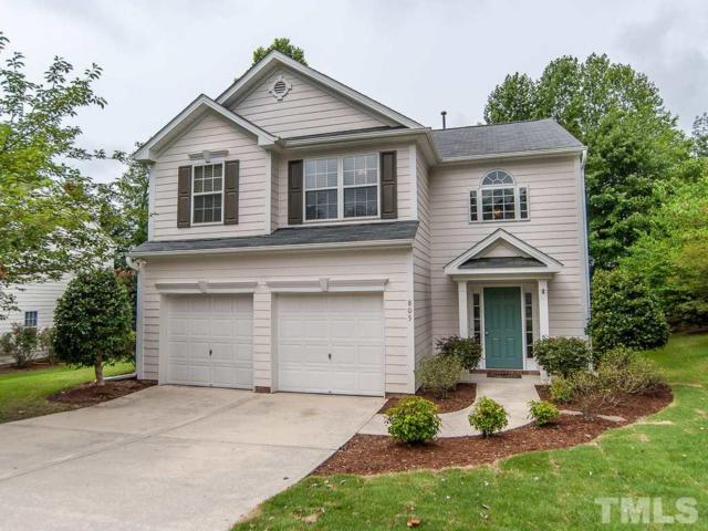 805 Brickstone Drive, Apex, NC 27502 (#2206181) :: The Abshure Realty Group