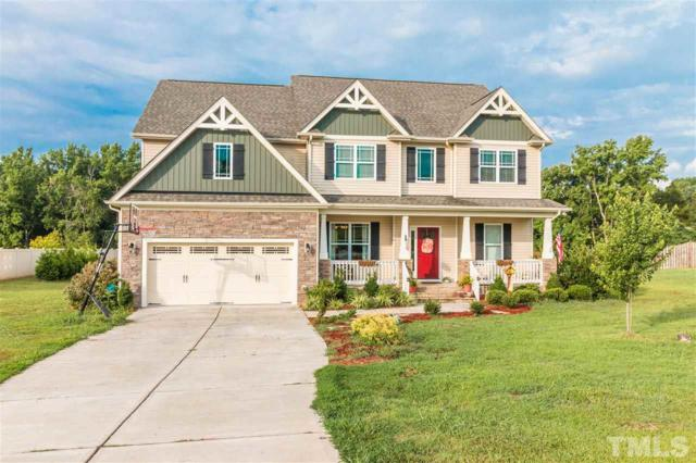 1031 Bluebell Lane, Wake Forest, NC 27587 (#2206192) :: The Jim Allen Group