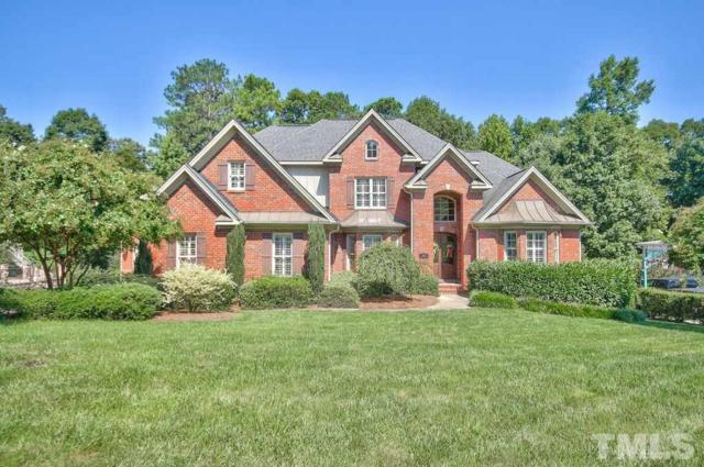 804 Parkridge Drive, Clayton, NC 27527 (#2206318) :: The Abshure Realty Group