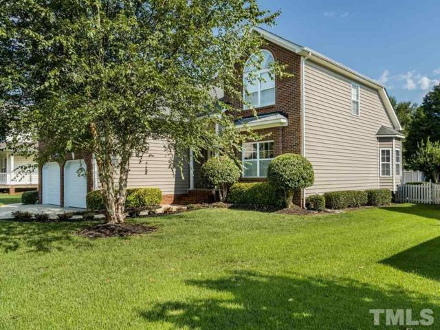 251 Mediate Drive, Raleigh, NC 27603 (#2206340) :: RE/MAX Real Estate Service