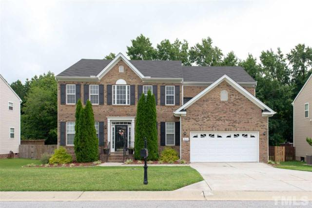 1044 Evening Shade Avenue, Rolesville, NC 27571 (#2206346) :: The Jim Allen Group