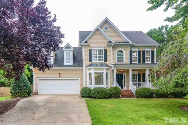 107 Hogan Ridge Court, Chapel Hill, NC 27516 (#2206363) :: The Jim Allen Group