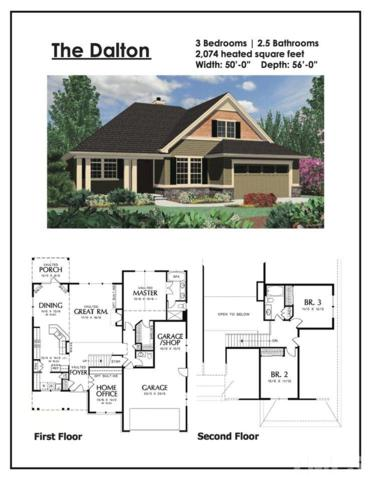 214 Heathgreen Drive, Clayton, NC 27520 (#2206383) :: Marti Hampton Team - Re/Max One Realty