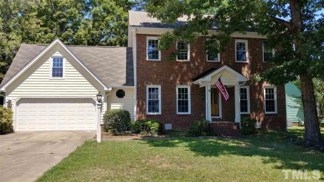 102 Old Rockhampton Lane, Cary, NC 27513 (#2206399) :: Rachel Kendall Team