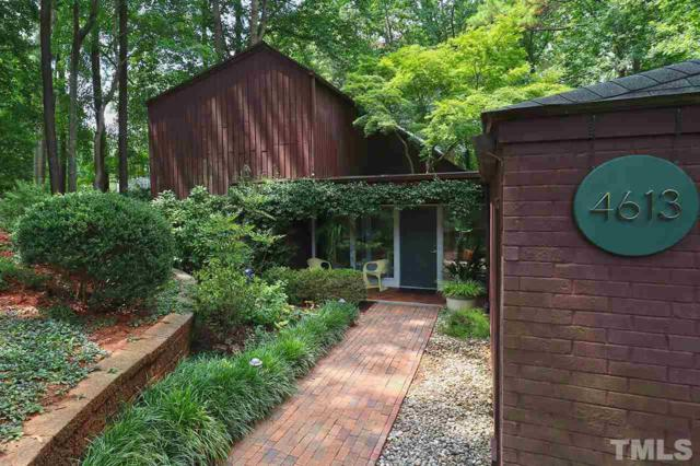 4613 Oak Park Road, Raleigh, NC 27612 (#2206422) :: The Abshure Realty Group