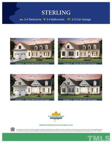 297 Colson Ridge Drive, Clayton, NC 27520 (#2206425) :: The Perry Group