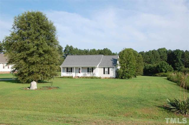 45 Gray Bass Court, Zebulon, NC 27597 (#2206441) :: The Abshure Realty Group