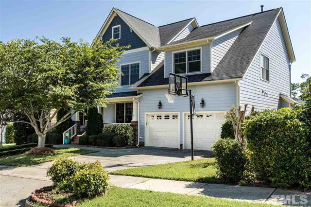 406 Waverly Hills Drive, Cary, NC 27519 (#2206443) :: Raleigh Cary Realty