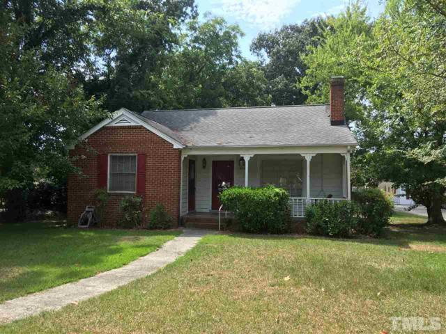 804 S 9th Street, Lillington, NC 27546 (#2206465) :: Marti Hampton Team - Re/Max One Realty