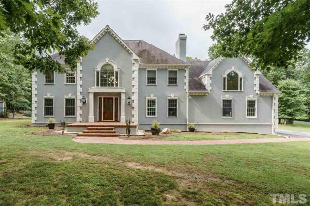 511 Ridge View Lane, Chapel Hill, NC 27516 (#2206547) :: The Perry Group