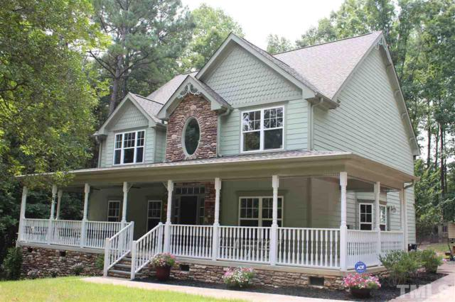 3428 Greenville Loop Road, Wake Forest, NC 27587 (#2206553) :: The Abshure Realty Group