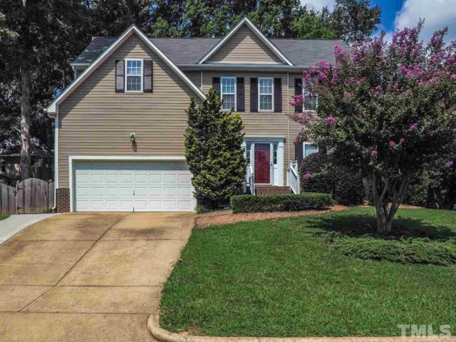 2610 Haventree Court, Apex, NC 27502 (#2206582) :: The Jim Allen Group