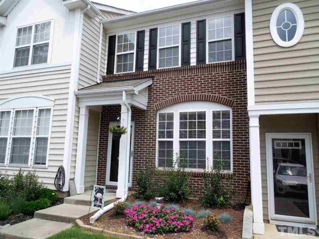 5314 Crescentview Parkway, Raleigh, NC 27606 (#2206603) :: The Abshure Realty Group