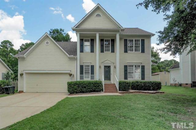 1628 Cane Creek Drive, Garner, NC 27529 (#2206674) :: The Abshure Realty Group