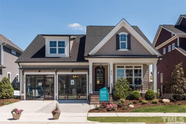 1816 Iron Mill Drive Lt135, Wendell, NC 27591 (#2206716) :: Raleigh Cary Realty