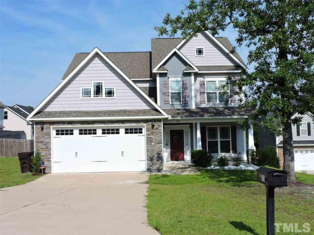 35 Barlowe Court, Cameron, NC 28326 (#2206733) :: The Perry Group