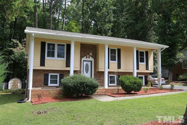 616 Atchison Street, Garner, NC 27529 (#2206785) :: The Abshure Realty Group