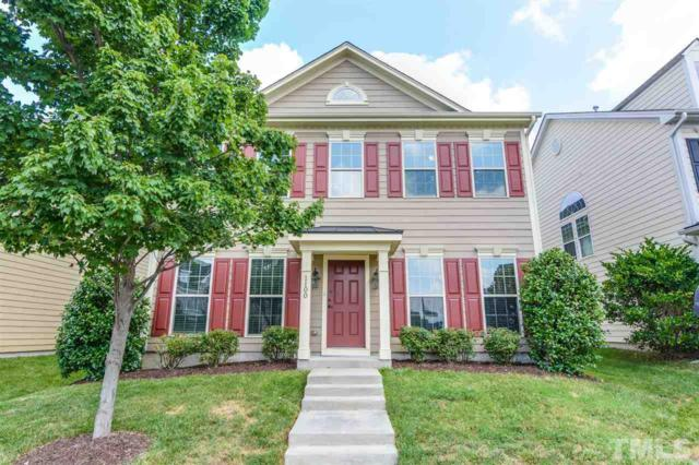 1100 Crinoline Lane, Morrisville, NC 27560 (#2206829) :: The Abshure Realty Group